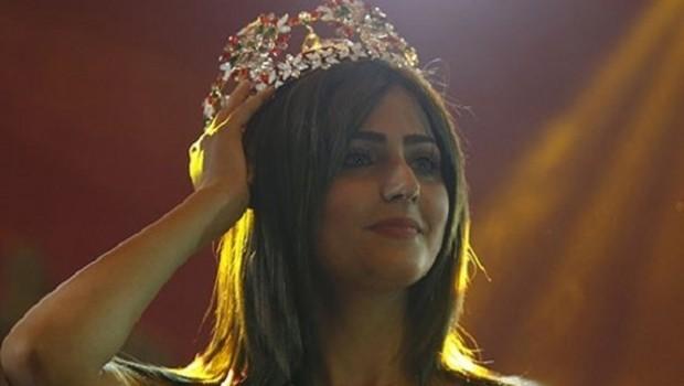 Eski Irak güzellik kraliçesine ölüm tehdidi