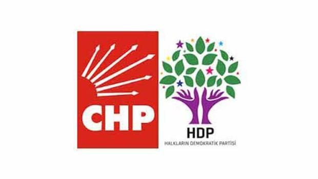 HDP'den CHP'ye ittifak yanıtı