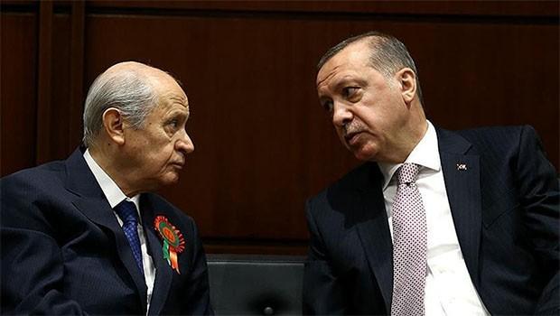 Bahçeli ve Erdoğan'dan ittifak kararı: Sadece İstanbul