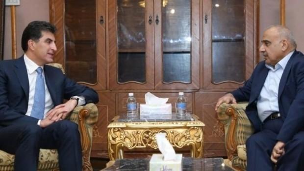 Başbakan Barzani, Irak Başbakan adayı ile görüştü