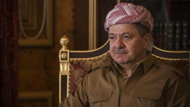 Başkan Barzani'den cumhurbaşkanlığı açıklaması