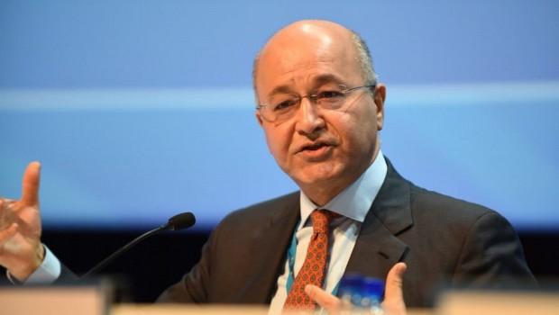 Cumhurbaşkanı Berhem Salih'ten ilk açıklama