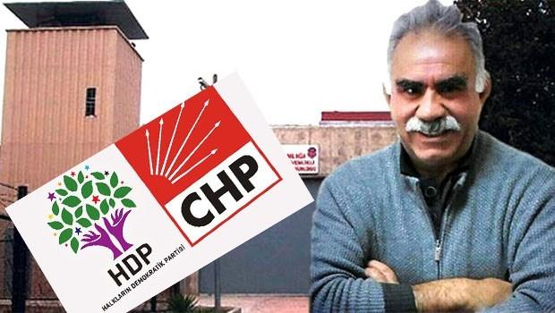 HDP'den CHP'ye imralı teklifi