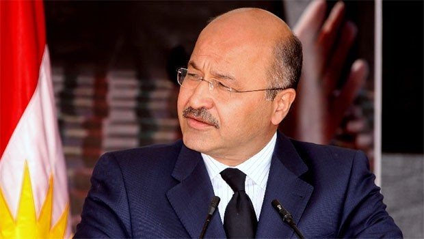 ABD'den Cumhurbaşkanı seçilen Berhem Salih'e tebrik