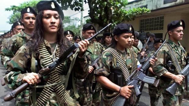 FARC, silah bıraktığı için pişman!