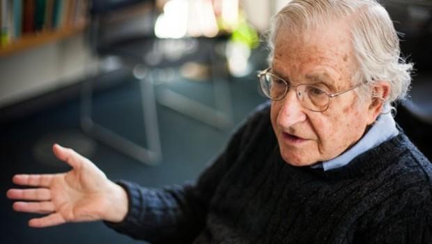 Chomsky: ABD Rojava için kalmalı