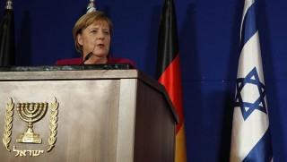 Merkel: İran Suriye'den çekilmeli