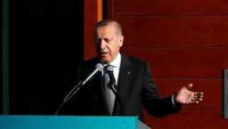 Erdoğan Türkiye'nin Suriye'den çekilme şartını açıkladı