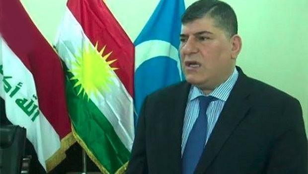 Kerkük İl Meclisi'ne Türkmen başkan atandı