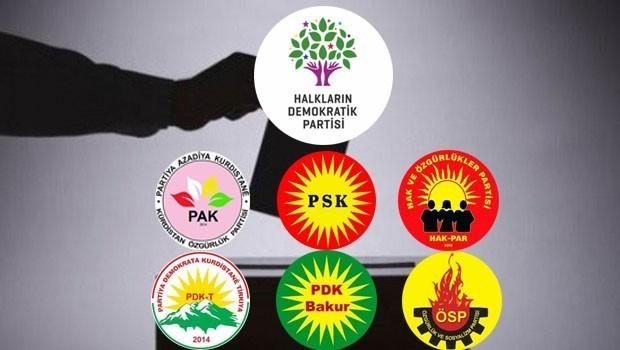 Kürt partileri yerel seçim ittifakını tartışıyor