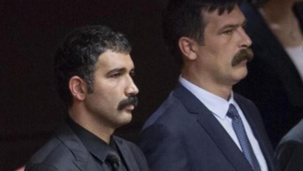 Erkan Baş ile Barış Atay, HDP'den ayrılıyor