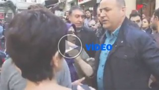 Cumartesi Anneleri'ne engel: Polis, HDP'li vekili itti