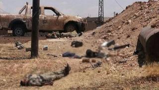 Musul'a hava operasyonu: 5 IŞİD üyesi öldürüldü
