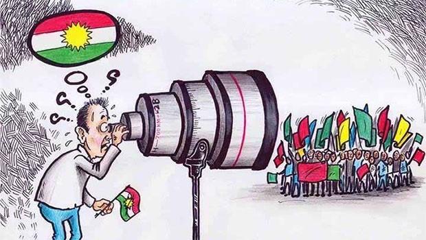 Manüplatif Siyaseten Dağınık Kürd Ahalisine...