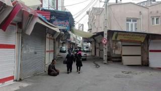 Rojhilat ve İran'da protesto: Kepenkler kapalı!