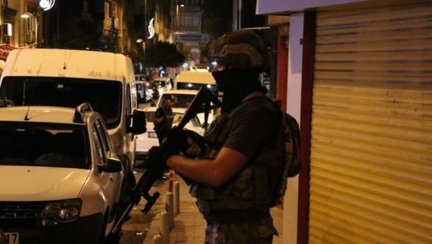 8 ilde KCK operasyonu: 90 gözaltı