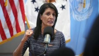 ABD Birleşmiş Milletler Daimi Temsilcisi istifa etti
