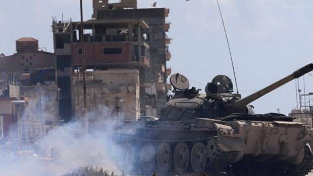 İngiliz basını: Rusya Libya'da yeni bir cephe açacak