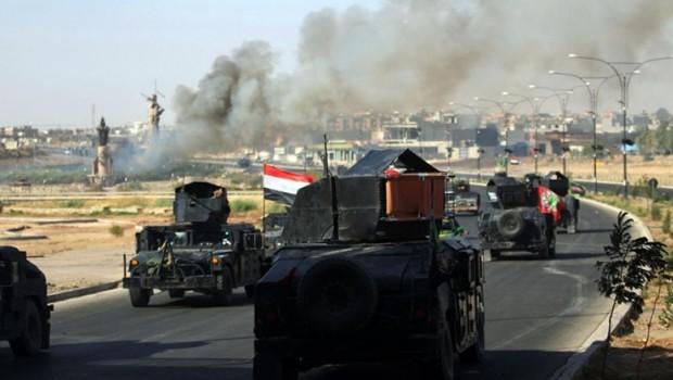Kerkük'te halktan askeri yönetime tepki!