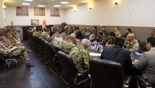Peşmerge ve koalisyondan 'kritik' toplantı
