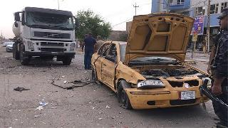 Kerkük'te bombalı araç patladı... Ölü ve yaralılar var!