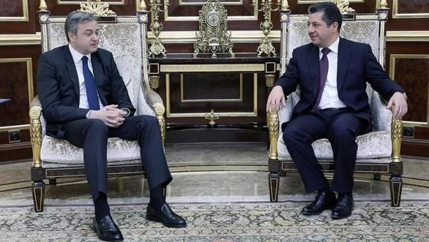 Kürdistan-Sırbistan ilişkilerinde yeni dönem