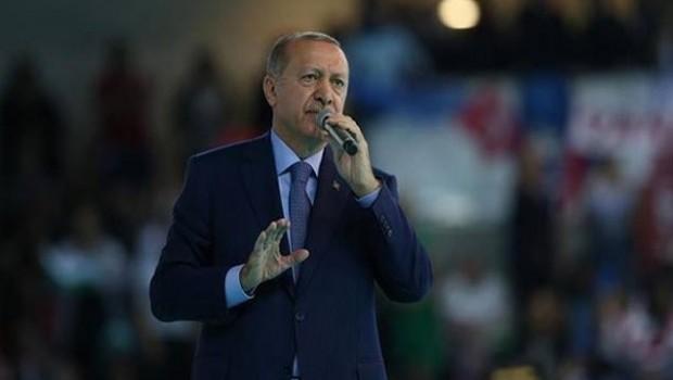 Erdoğan: Menbic'i terk etmediler, gereği yapılacak