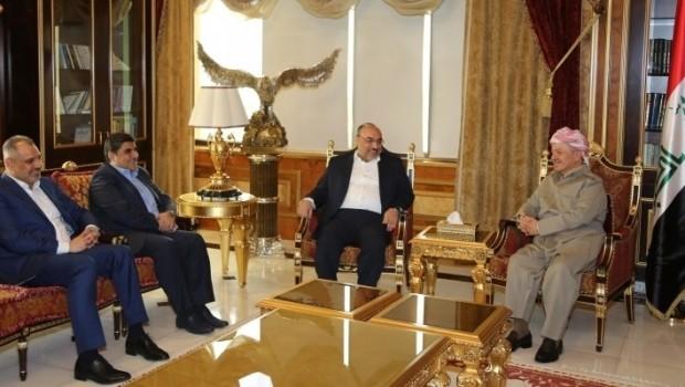Başkan Barzani: Yeni bir sayfa açılmalı!