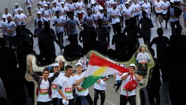 7. Uluslararası Erbil Maratonu 28 Ekim'de