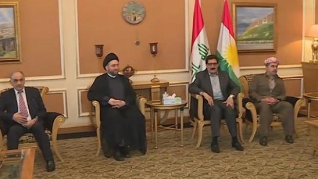 Bağdat'tan Erbil'e üst düzey ziyaret