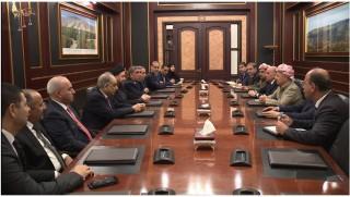 Başkan Barzani kararlı: Bağdat garanti vermeli