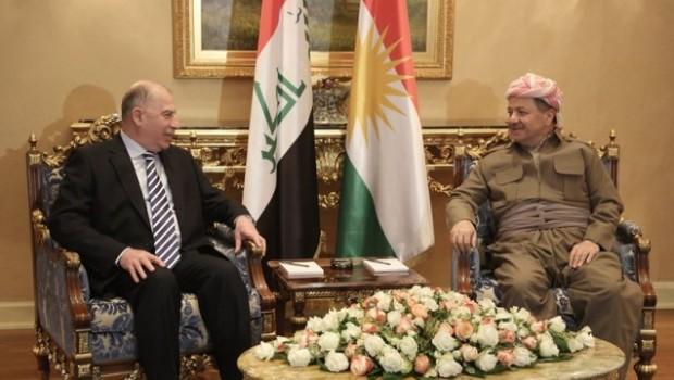 Sunni Liderden Başkan Barzani'ye övgü dolu sözler