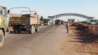 Suriye-Ürdün sınırı açılıyor