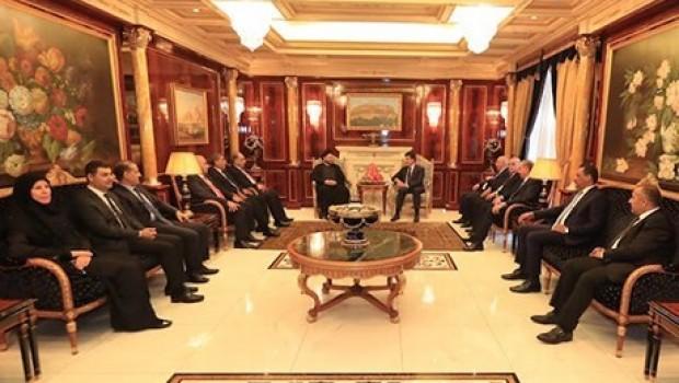 Başbakan Barzani: Irak'ta siyasi sürece bir şartla katılırız!
