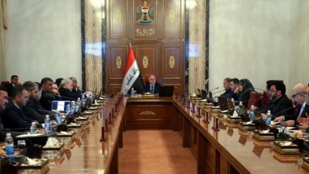 Irak, Türkiye'yle güvenlik protokolünü onayladı