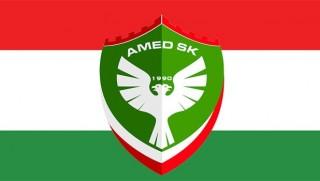 Irkçı saldırı sonrası Amedspor'a destek