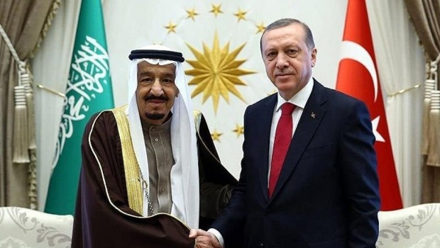 Selman'dan, Erdoğan'a teşekkür telefonu