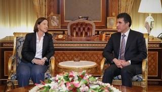 Avustralya Kürdistan ile ilişkileri geliştirmek istiyor