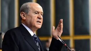 Bahçeli'den Erdoğan'a: Ver papazı al papazı demiştik! ABD'deki papazı niye alamadık?