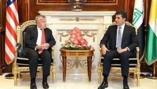 Başbakan Barzani, ABD Dışişleri Bakan Yardımcısıyla görüştü