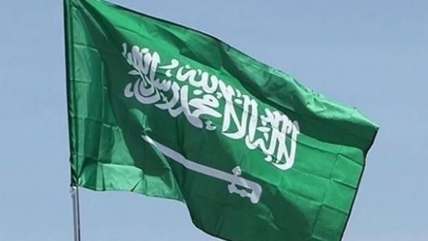 Suudi Arabistan'da uçak düştü