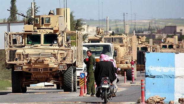 ABD, Menbic'e zırhlı araçlar ile ağır silahlar gönderdi