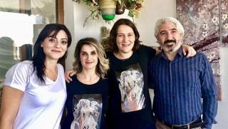 AP Türkiye Raportörü Piri'den Demirtaş ailesine ziyaret