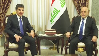 Başbakan Barzani, Abadi ile görüştü