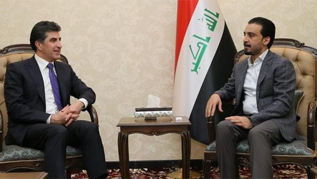 Başbakan Barzani ile görüşen Helbusi: Kürtler aktif katılmalı!