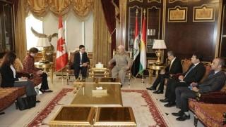 Kanada Büyükelçisi: Kürdistan, bizim için özel anlam taşıyor