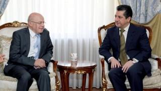 Mesrur Barzani: Beşikci'nin Kürdistan fikirleri vatanseverler nezdinde kabul görüyor