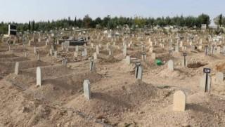 442 cenaze kimsesizler mezarlıkları ve morglarda bekletiliyor