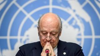 BM Suriye Özel Temsilcisinden istifa açıklaması