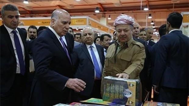 Başkan Barzani'nin aldığı kitap en çok satılan kitap oldu
